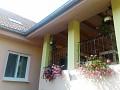 Ubytovanie Golden Sun, Podhájska, Radava - príjemné posedenie na terase